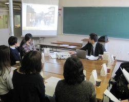 科技高を応援する会 茶話会を開催しました
